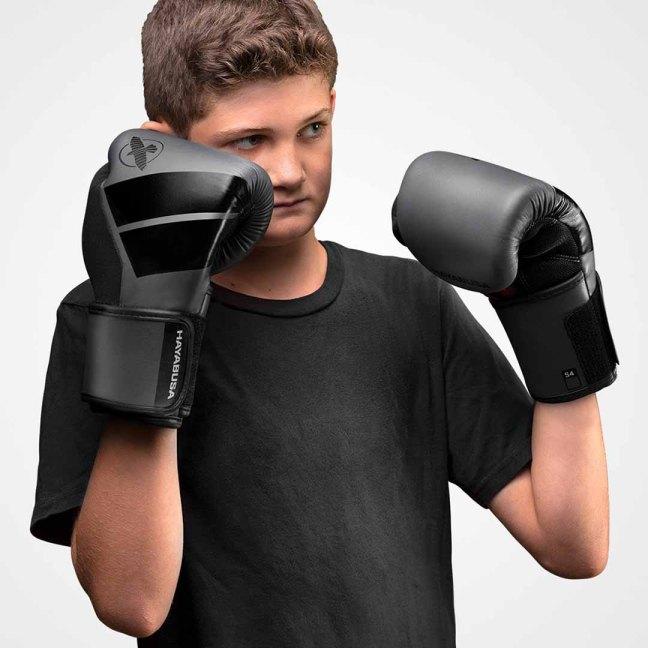 Hayabusa S4 Youth Boxing Gloves
