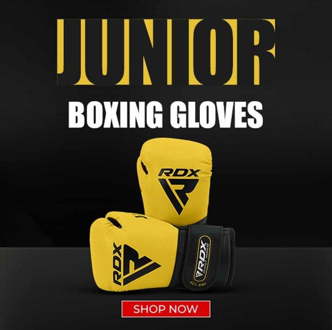 RDX J12 6oz Kids Boxing Gloves