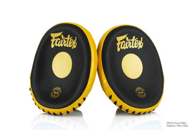 Fairtex Speed&Accuracy Focus Mitts