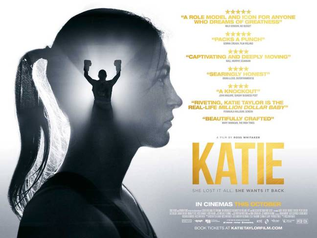 Fight Quality Film Review – Katie (2018)