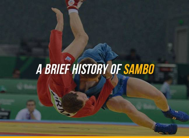 A Brief History of Sambo