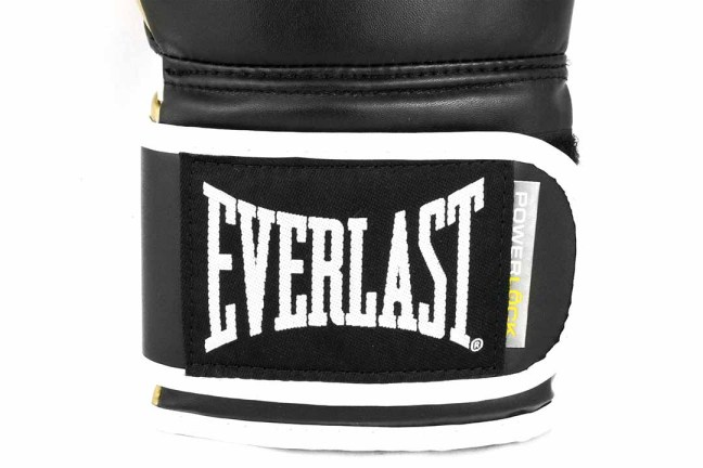 Everlast Powerlock Hook & Loop Training Gloves with Synthetic Leather