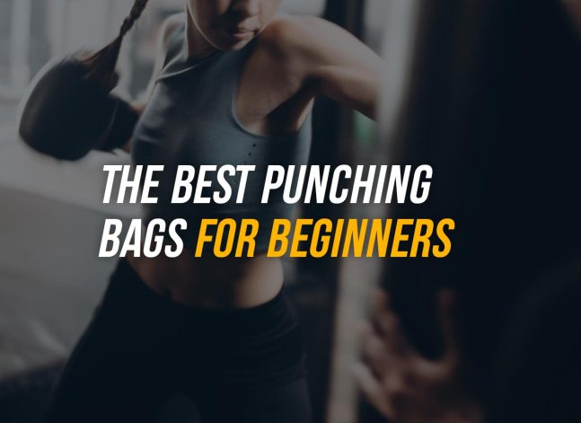 The Best Punching Bags For Beginners