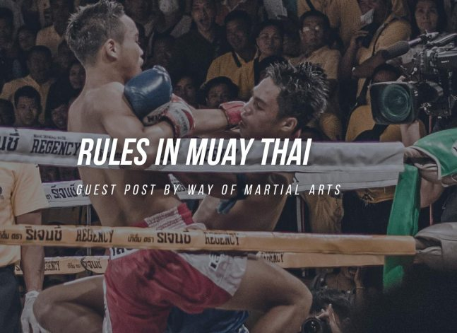 Rules in Muay Thai