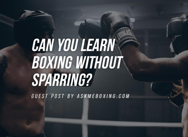 Can You Learn Boxing Without Sparring?