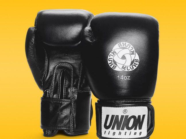 UNION fighting Muay Thai Boxing Gloves
