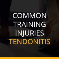 Common Training Injuries and How to Treat Them - Tendonitis