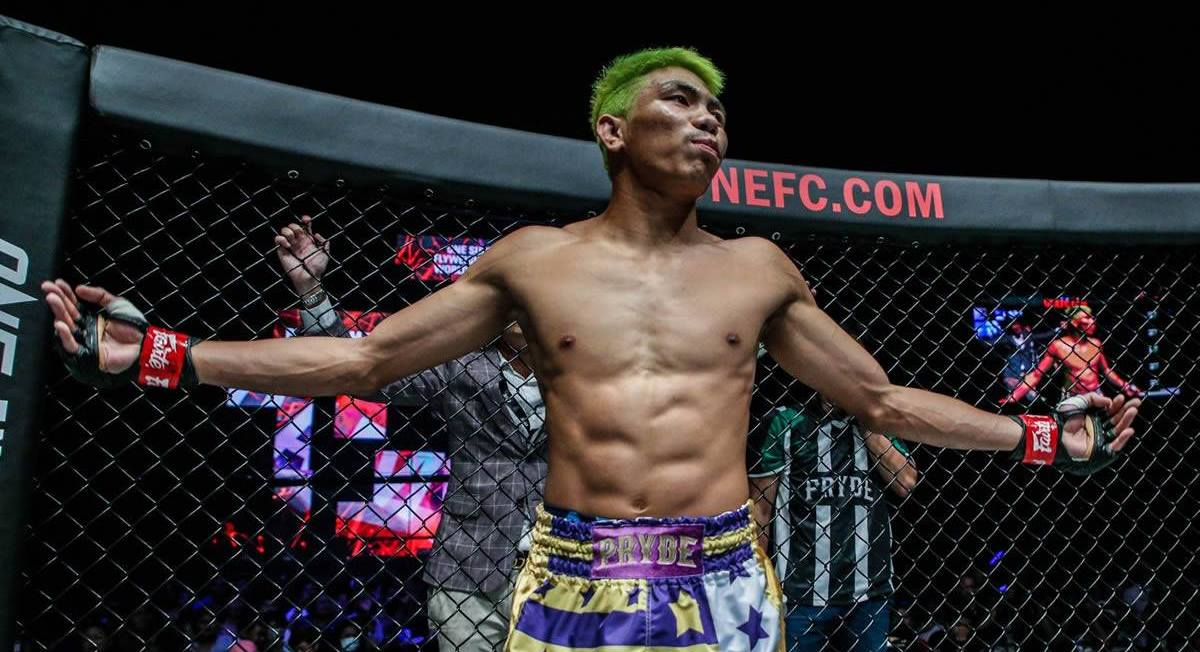 Petchdam Petchyindee - Muay Thai Fighter