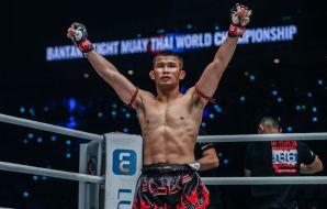 Nong-O vs Rodlek - ONE Championship Muay Thai