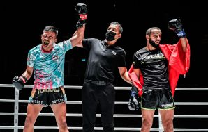 Superlek Kiatmoo9 - ONE Championship Kickboxing