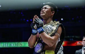Thailand World Champions - ONE Championship