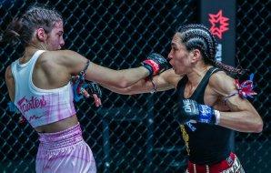ONE Championship Female Muay Thai - Janet Todd