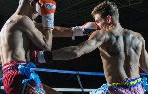 Nico Carrillo vs Craig Coakley - Victory Promotions