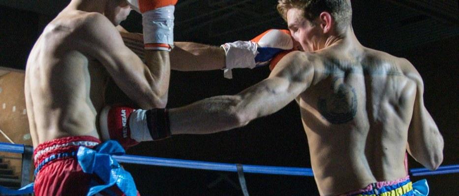 Nico Carrillo vs Craig Coakley - Victory Promotions