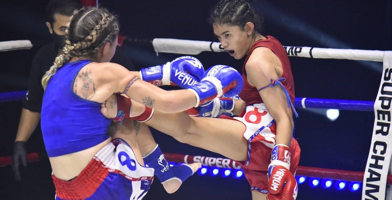 Female Muay Thai Fights - Muay Thai Super Champ