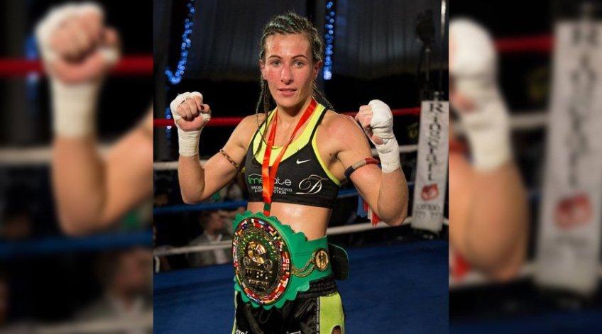 Bernise Alldis - WBC Muaythai World Champion