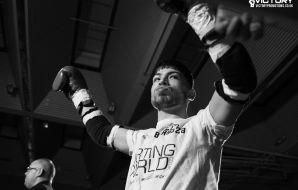Ellis Barboza - UAM Muaythai Full Fight Card