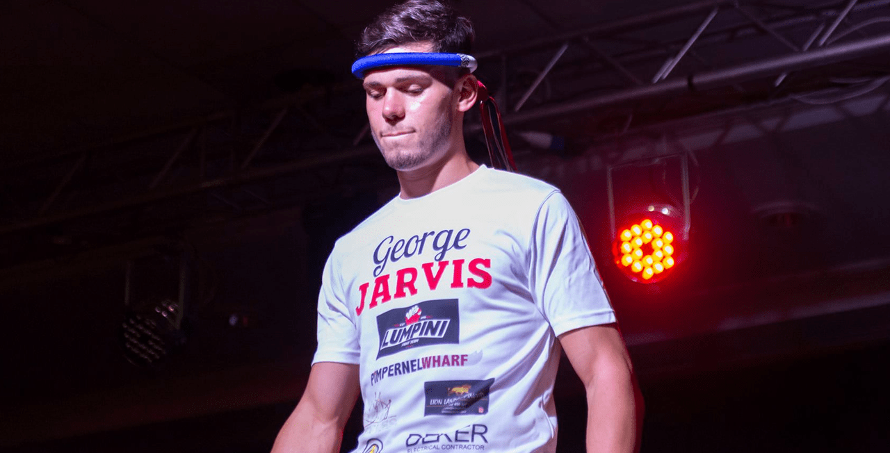 George Jarvis Enters Top 10 in the WBC MuayThai Middleweight World Ranings
