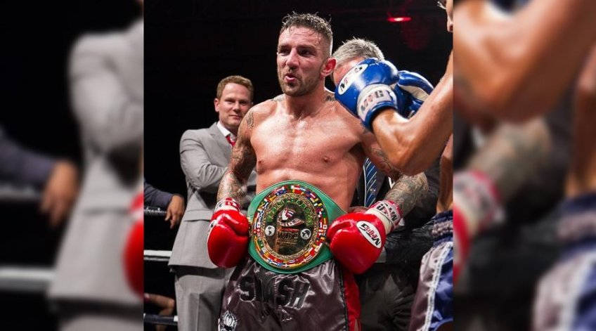 Liam Harrison - WBC Muaythai World Champion
