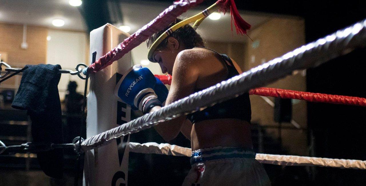 How to watch Suk Muay Femur - Paloma Arranz vs Lisa Brierley