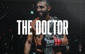 Giorgio Petrosyan Kickboxing Fighter