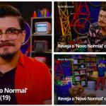 Daniel Marchi, apresentador do programa Novo Nornal na TV Tem (Globo)