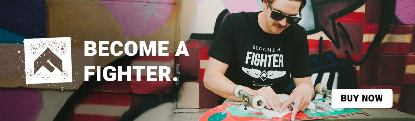 Become A Fighter