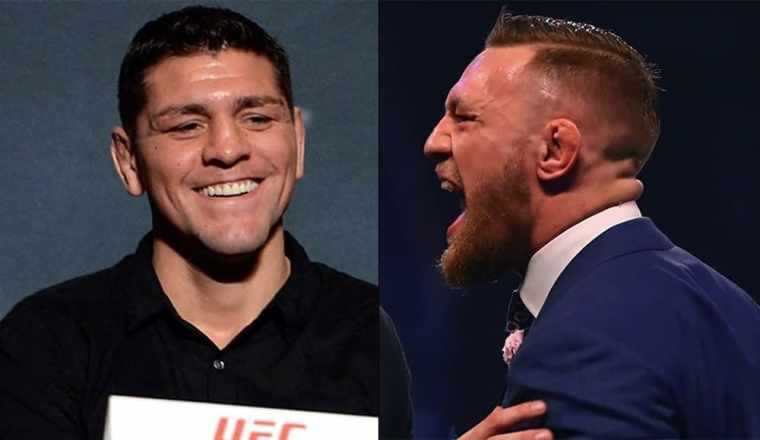 Conor McGregor reacted to Nick Diaz's return