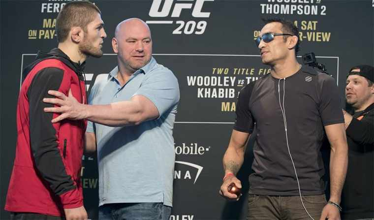 Fans criticized Tony Ferguson for claims against Khabib Nurmagomedov
