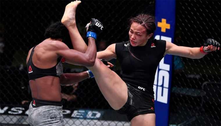 UFC Fight Night 177 Results