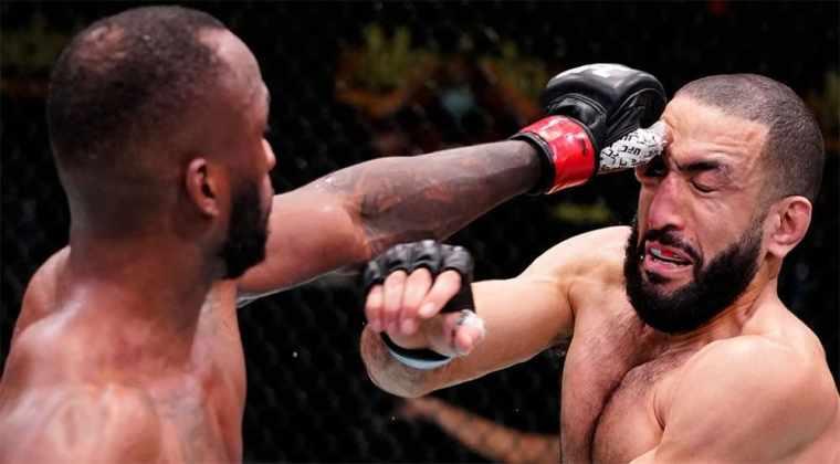 Результаты UFC Fight Night 187: главный бой признан несостоявшимся