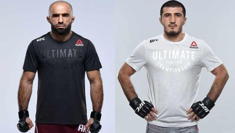 Ramazan Emeev and Omari Akhmedov found out the names of the next rivals