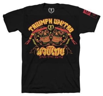 Triumph United Thai Skulls T-Shirt