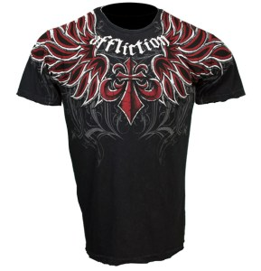 Frankie Edgar UFC 125 walkout shirt