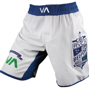 RVCA Vitor Belfort UFC 126 shorts