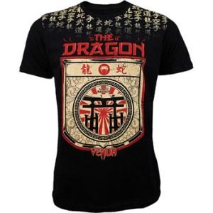 Lyoto Machida UFC on Fox 4 walkout shirt front