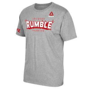 Anthony Rumble Johnson Electrified Reebok UFC Shirt