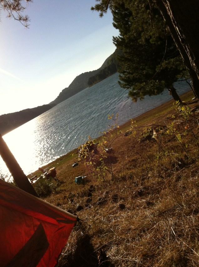 Giornate in Sila: lago di Trepidò