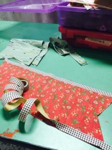 Valentine treat bags, Valentine gift bags, Wee Warhols, Austin TX