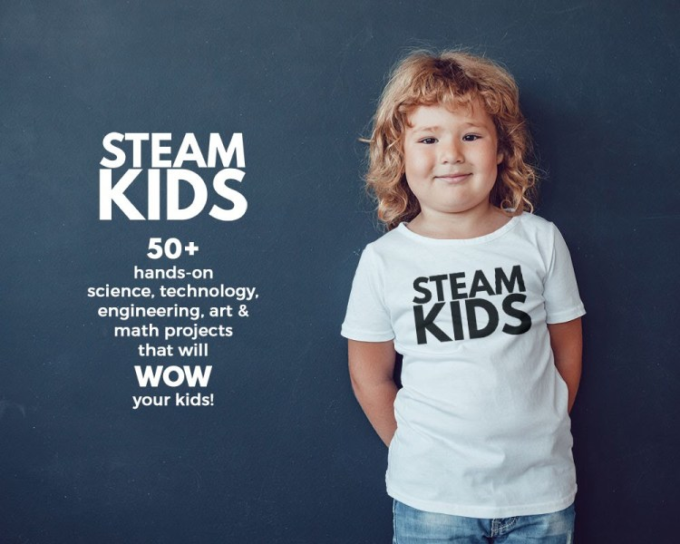 STEAM Kids, book, Wee Warhols, Austin, STEAM Kids challenge
