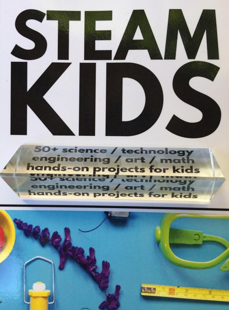 STEAM KIDS, light, STEM, Wee Warhols, Austin, art class, prism play