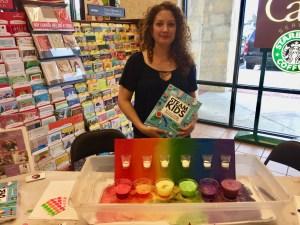STEAM Kids, Figment Creative Labs, Austin Texas, Amber Scardino