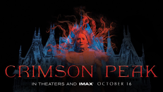 """Crimson Peak"" Review"