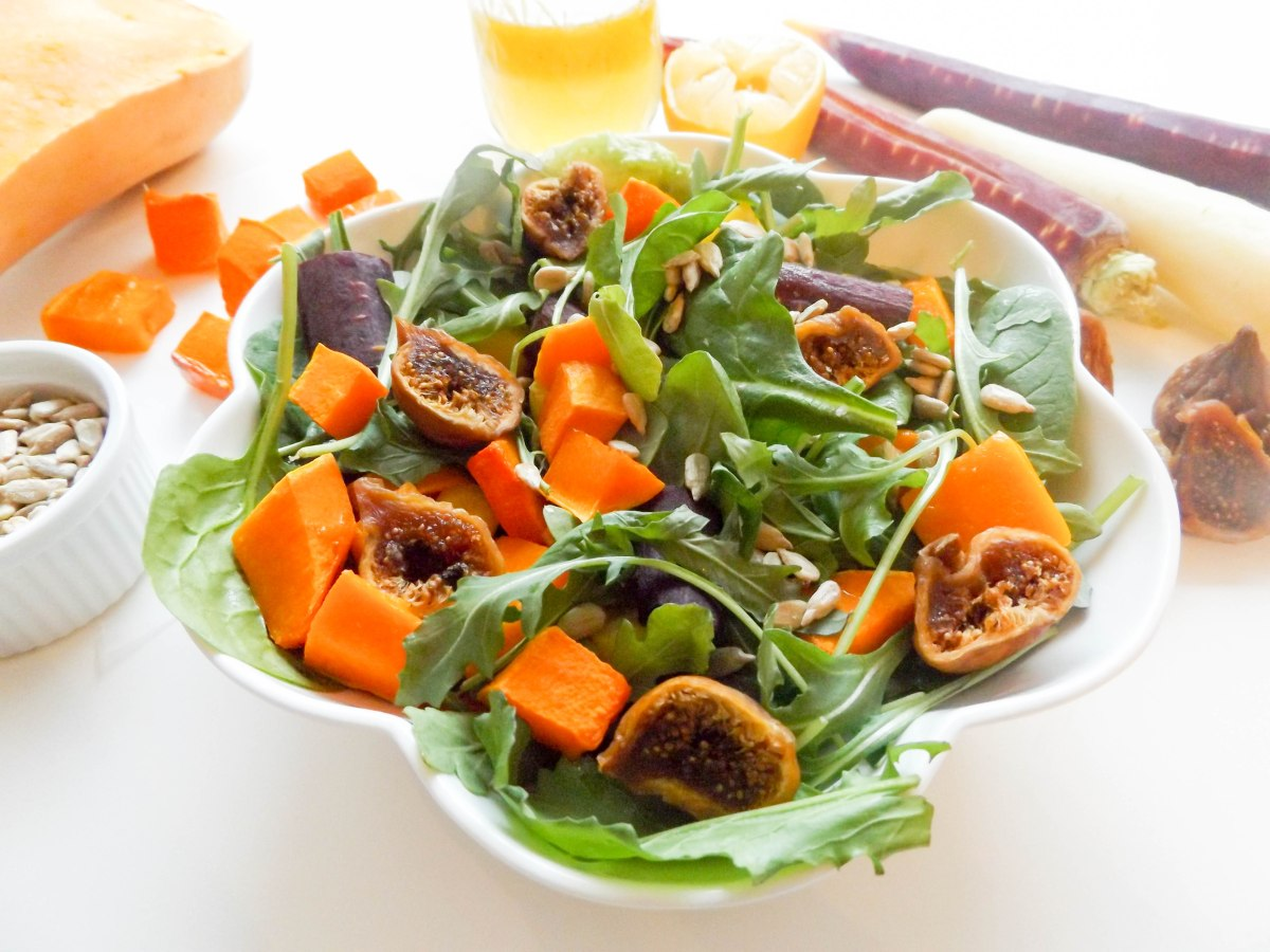 butternut squash & carrot salad (1 of 1)-4