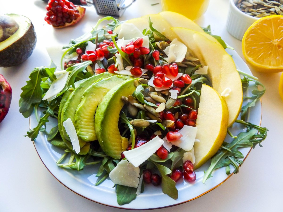 pear and pom winter salad (1 of 1)-6