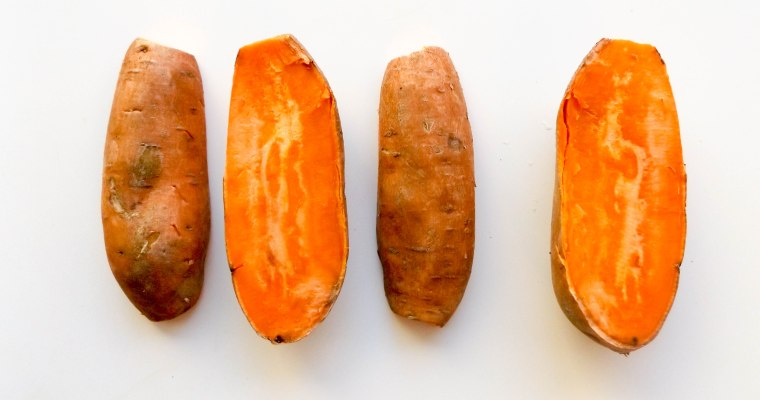 Featured Ingredient: Sweet Potatoes