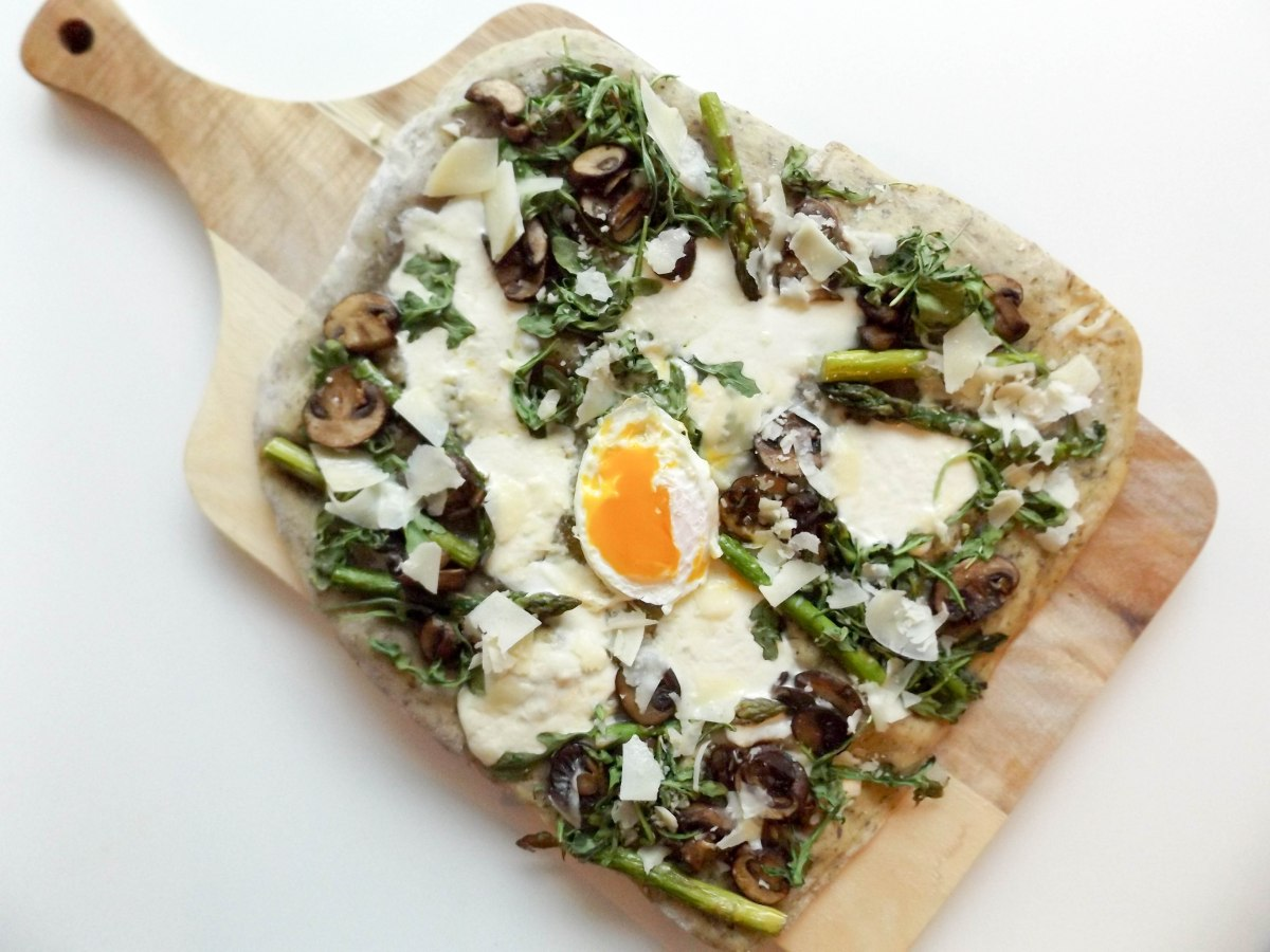 asparagus pizza (1 of 1)-8