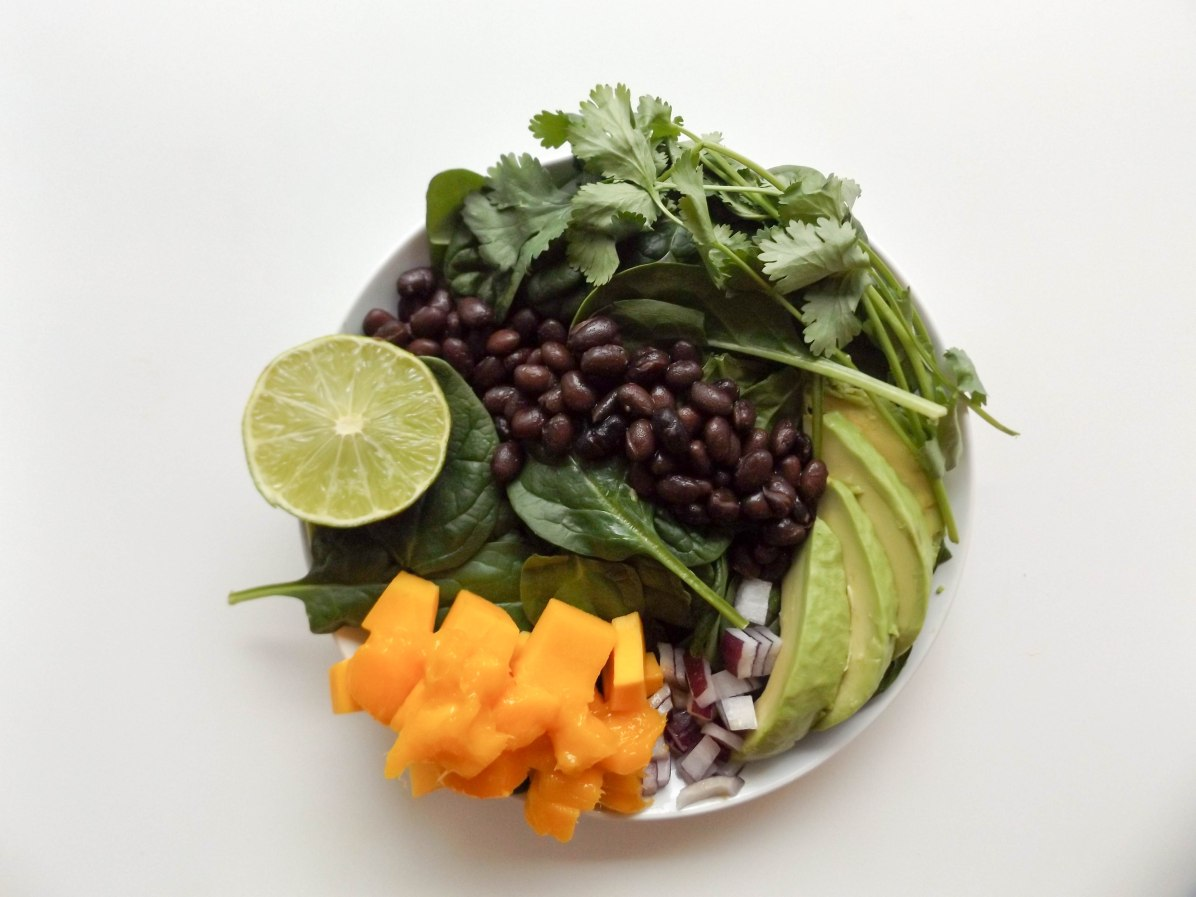 black bean mango salad (1 of 1)-7