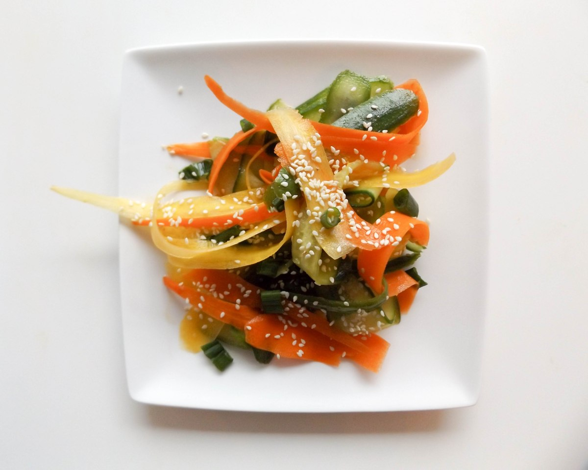 Asian Carrot Salad (1 of 1)-3