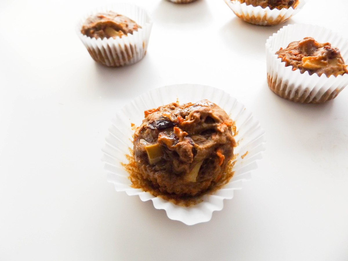 carrot craisin muffins (1 of 1)-2
